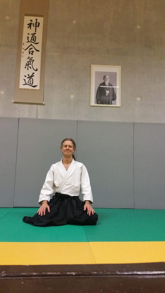 3ème DAN – Aïkikai de Tokyo